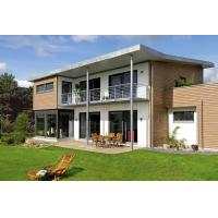 China New Design Light Steel Frame Prefab Villa Home / Quick Assemble Prefabricated Homes for sale