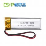 High Discharge Miniature Lithium Polymer Battery Environmental Friendly for sale