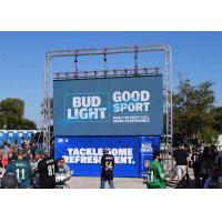Stage Led Backdrop Screen Rental Waterproof Outdoor 6000 Nits High Brightness for sale