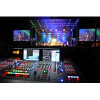 1R1G1B SMD Stage Music Eachinled Outdoor Led Screen P4.8 AC110-220V for sale