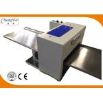 Multi Splitter PCB Separator Automatic PCB Depanelizer with Circular Blades for sale
