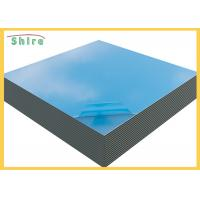 China Blue Color Protective Film For Aluminium Composite Panel Composite Metal Panel Protective Film for sale