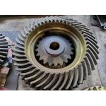 China Wheel Gear Rock Crusher Parts Continuously Engaged Transmit Motion Power for sale