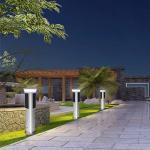 China One metre solar light post garden light decoration for sale
