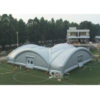 Giant Blow Up building Inflatable Tents Marquee for Outdoor Inflatable building events for sale