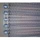 Heat Resistant Metal Mesh Conveyor Belt , Chain Drive Conveyor Customized Width for sale