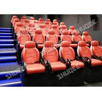 China Funny Adventure Motion Electric Mobile 5D Cinema For Street Shop for sale