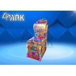 China Battle Ball Redemption Game Machine 280W For Children Amusement Park for sale