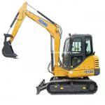 5 Ton Mini Hydraulic Crawler Excavator Direct Injection Engine for sale