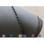 1600gsm Grey Thermal Welding Blanket Materials Silicone Coated Fiberglass Fabric for sale