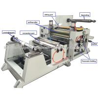 China adhesive rubber tape slitting rewinding machine manufacturer