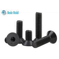 China DIN7991 Socket Head Countersunk Screws CSK Bolts Phosphated Metric 10.9 Grade supplier