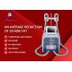 Professional Shape And Freeze Fat Burning Machine 1-10J RF Intensity for sale