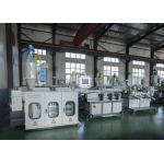 High Precision Plastic Pipe Production Line , Pipe Corrugator Machine CE ISO Standard