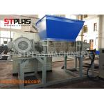 Special design plastic shredder machine for baled film and different plastic