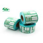 China SGS Zebra Thermal Transfer Labels Stickers Direct Thermal Printer Barcode Label for sale