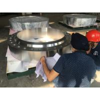 China FVC Forging,RTJ HB (Nut Stop),ASME SA-182 Gr F321H,For Chemical Industry application for sale