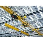 Heavy Duty Single Beam Overhead Crane To Heavy Machine Shops , Paper Mills