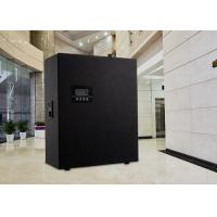 2000m³ Commercial Hotel Scent Air Machine With HVAC Connect Black for sale
