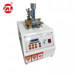 Motor Drive Leather Friction Color Fastness Tester To Dry , Wet And Friction for sale