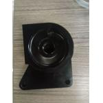 China Audio Plate CNC Machining Process Aluminum / Carbon Steel CNC Machined Components for sale