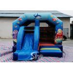 Commercial Outdoor Ocean Park Kids Combos With Slide For Amusement Park for sale