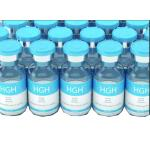 HGH Growth Hormone Steroid Vial Labels , Medication Label Stickers With White PVC for sale