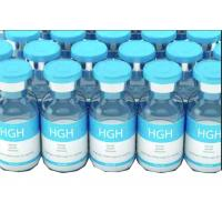 HGH Growth Hormone Steroid Vial Labels With Waterproof White PVC for sale