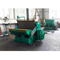 Manual Corrugated Carton Paper Creasing Die Cutting Machine For Carton Box for sale