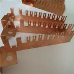China Brass Sheet Metal Stamping Parts Solid Structure Long Service Life For Car for sale