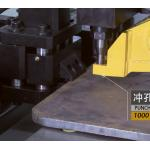 Model BNC100 CNC Plate Punching Machine , ISO Cnc Steel Plate Cutting Machine for sale