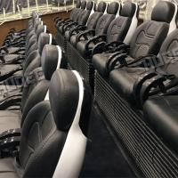 Innovative Electric System 5D Cinema Equipment / Motion Theater Chair for sale