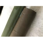 China Green Stainless Steel Woven Wire Mesh PTFE Coated For Filter Oil for sale