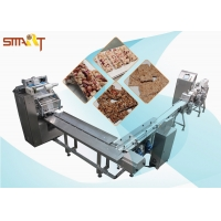 100kg/h Sesame Bar Press Machine Production Line