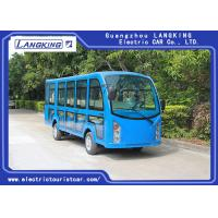China 72V /7.5KW AC MOTOR Low Speed Electric Sightseeing Car 14 Passengers Electric Personal Transport for sale