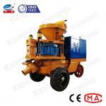 Culvert 7.5kW 7m3/H Dry Concrete Spraying Machine for sale