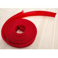 China Abrasion Resistant Automotive Braided Sleeving Good Ventilation For Car Wiring Harness for sale
