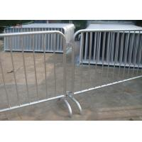 China Construction Heavy Duty Crowd Control Barriers Temporary Barrier Fence for sale