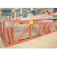 Painted High Temp Superheater And Reheater Wiht 304 Shields ASME Standard for sale