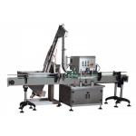 Viscosity Liquid Single Head Capping Machine , Bottle Capping Device Easy To Maintain