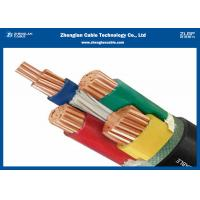 0.6/1KV Low Voltage Three+1 Cores Power Cable (Unarmoured) , XLPE Insulated Cable according to IEC 60502-1 for sale