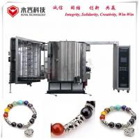1 Door Thermal Evaporation Coating Unit For Decorative Rainbow Color Agate Stone for sale