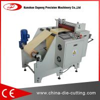 Diffuser/Double-Sided Tape/Double Sided Tape Automatic Sheeting Machine for sale