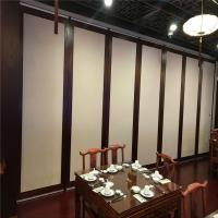 Banquet Hall Operable Demountable Modern Aluminum Profile Partition Walls for sale