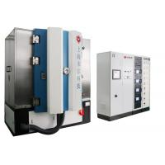 PVD Vacuum Gold Plating Machine on Ceramic Basins, PVD TiN gold Plating on Ceramics for sale
