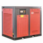 China High Efficiency Direct Coupling Drive Double Screw Air Compressor manufacturer