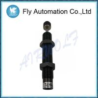 China Oil Buffer Pneumatic Air Cylinders Shock Absorber Iron Body Material AC1410-2 supplier