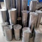 Lightweight Titanium Round Bar / Titanium Alloy Bar High Strength for sale