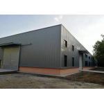 University steel structure indoor stadium with mezzanine office for sale