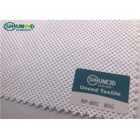 4 Way Polypropylene Spunbond Nonwoven Fabric / Pp Non Woven Fabric 160cm Width for sale